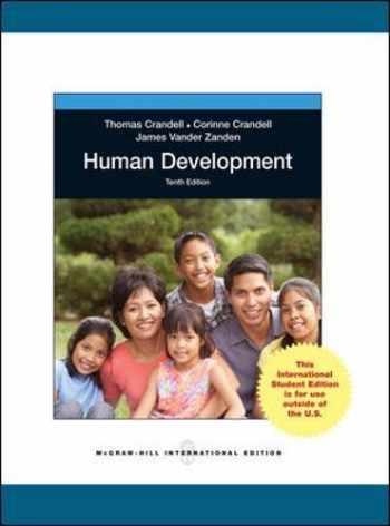 9780071314909-0071314903-Human Development (Int'l Ed)