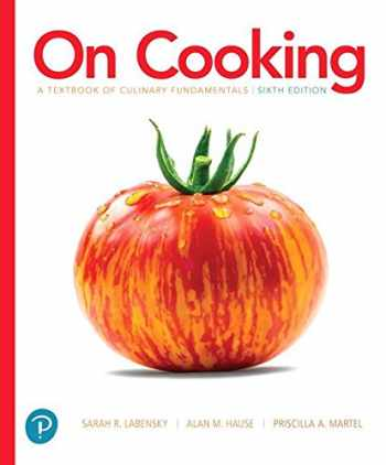 9780134872780-0134872789-On Cooking Plus MyLab Culinary and Pearson Kitchen Manager with Pearson eText -- Access Card Package (6th Edition)