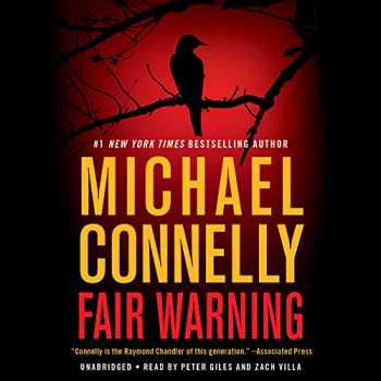 9781549157059-1549157051-Fair Warning (Jack McEvoy, 3)