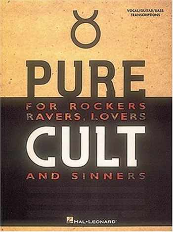 9780793535323-0793535328-The Cult - Pure Cult