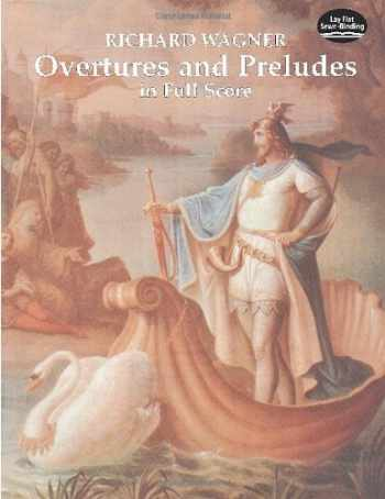 9780486292014-0486292010-Overtures and Preludes in Full Score (Dover Music Scores)