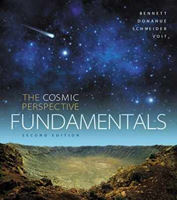 9780134478463-0134478460-Cosmic Perspective Fundamentals, The, Plus Mastering Astronomy with Pearson eText -- Access Card Package (2nd Edition) (Bennett Science & Math Titles)