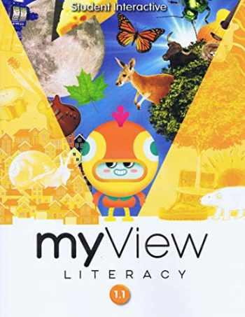9780134908755-0134908759-MYVIEW LITERACY 2020 STUDENT INTERACTIVE GRADE 1 VOLUME 1