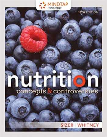 9781337907101-1337907103-MindTap for Sizer /Whitney's Nutrition: Concepts and Controversies, 1 term Printed Access Card
