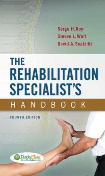 9780803639065-0803639066-The Rehabilitation Specialist's Handbook