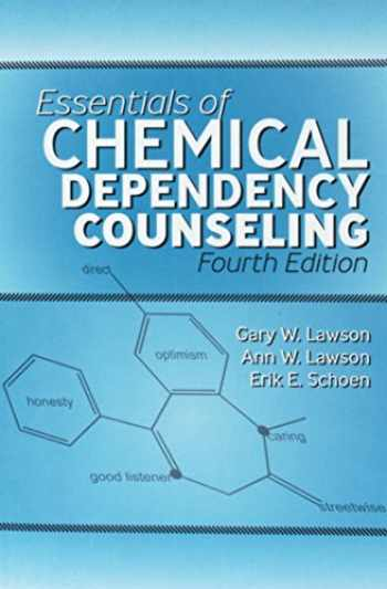 9781416406914-1416406913-Essentials of Chemical Dependency Counseling