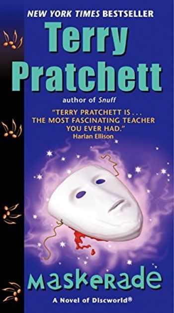 9780062275523-0062275526-Maskerade: A Novel of Discworld