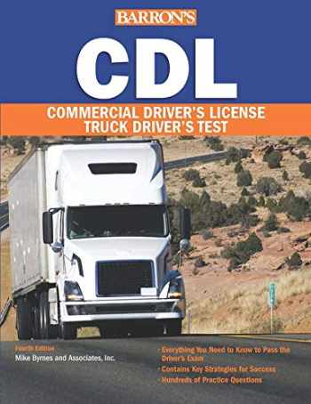 9781438007502-1438007507-CDL: Commercial Driver's License Test (Barron's CDL Truck Driver's Test)