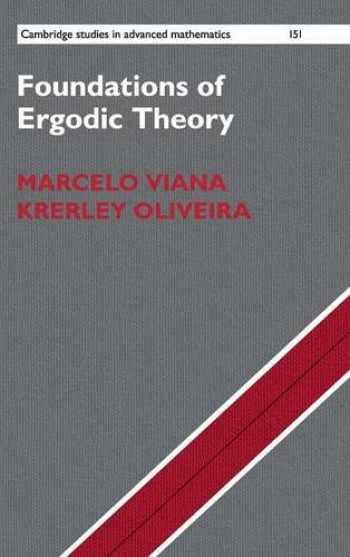 9781107126961-1107126967-Foundations of Ergodic Theory (Cambridge Studies in Advanced Mathematics, Series Number 151)