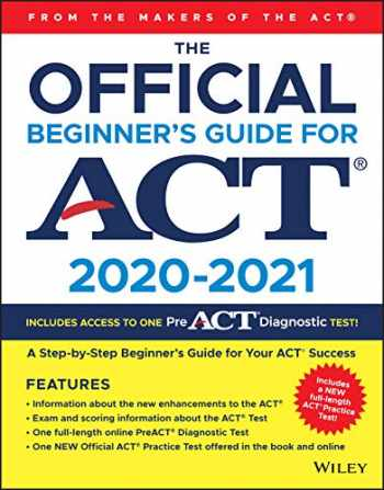 9781119634706-1119634709-The Official Beginner's Guide for ACT 2020-2021