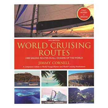 9781999722944-1999722949-World Cruising Routes: 1000 Sailing Routes in All Oceans of the World - 8th Edition