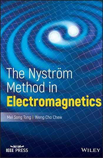 9781119284840-1119284848-The Nystrom Method in Electromagnetics (Wiley - IEEE)