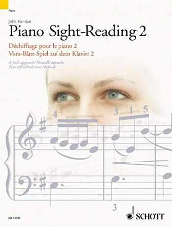 9781902455235-1902455231-Piano Sight-Reading, Vol. 2: A Fresh Approach