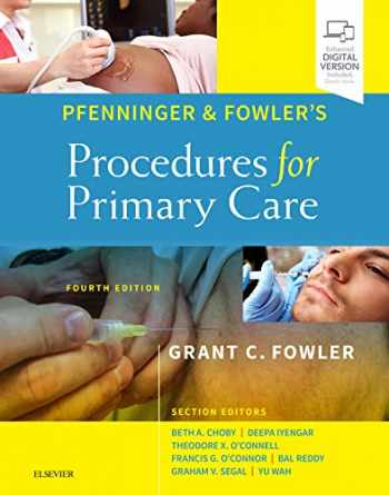 9780323476331-0323476333-Pfenninger and Fowler's Procedures for Primary Care