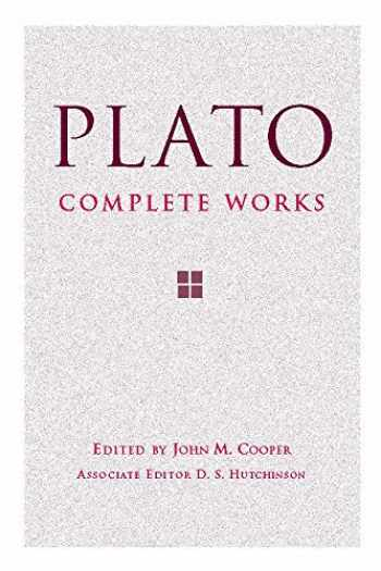 9780872203495-0872203492-Plato: Complete Works