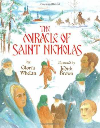 9781883937188-1883937183-The Miracle of Saint Nicholas (Golden Key Books)