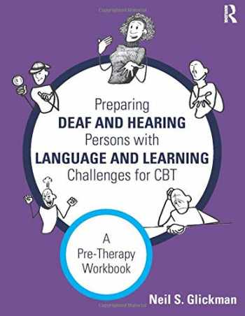 9781138916937-1138916935-Preparing Deaf and Hearing Persons with Language and Learning Challenges for CBT