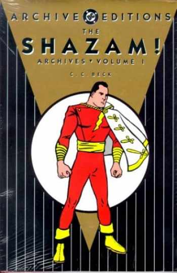 9781563890536-1563890534-Shazam!, The - Archives, Volume 1 (Archive Editions)