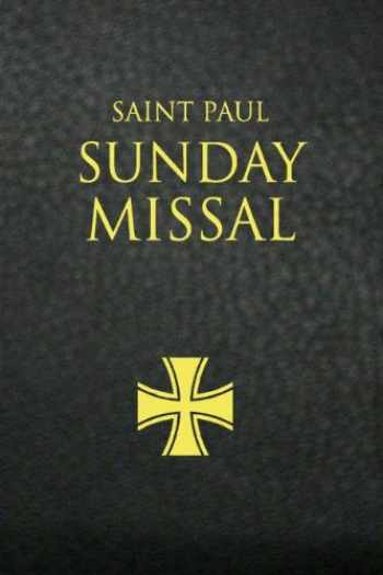9780819872234-0819872237-Saint Paul Sunday Missal (Black)