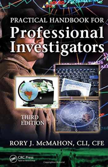 9781439887226-1439887225-Practical Handbook for Professional Investigators