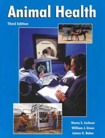 9780813431697-0813431697-Animal Health (3rd Edition)