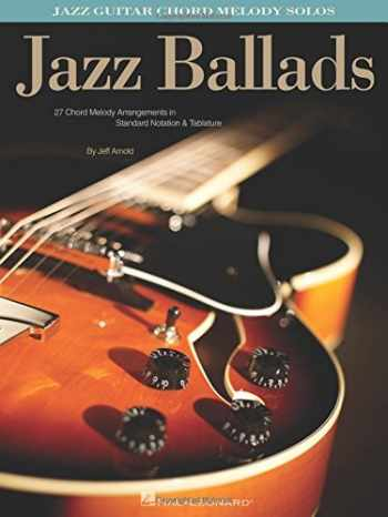 9781423405870-1423405870-Jazz Ballads - Jazz Guitar Chord Melody Solos