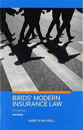9780414071001-041407100X-Birds' Modern Insurance Law