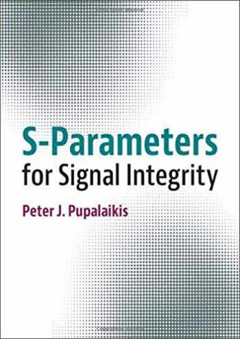 9781108489966-1108489966-S-Parameters for Signal Integrity