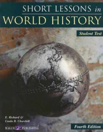 9780825159091-0825159091-Short Lessons in World History: Student Book