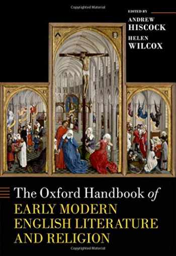 9780198857341-0198857349-The Oxford Handbook of Early Modern English Literature and Religion (Oxford Handbooks)