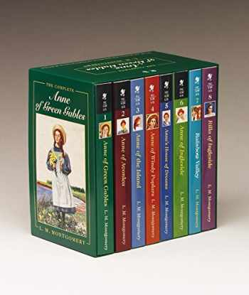 9780553609417-0553609416-Anne of Green Gables, Complete 8-Book Box Set