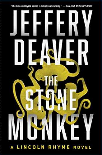 9781982140236-1982140232-The Stone Monkey: A Lincoln Rhyme Novel (4)