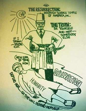 9781602810266-1602810265-The Resurrection: Moorish Science Temple Of America
