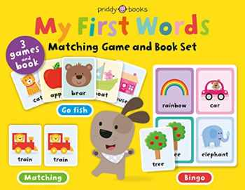 9780312526931-0312526938-My First Words Matching Game and Book Set: Three games and a book (My First Priddy, 1)
