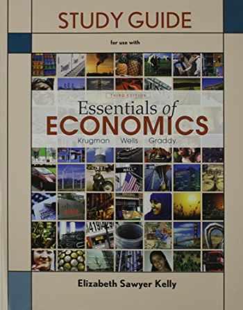 9781464143380-1464143382-Study Guide for Essentials of Economics