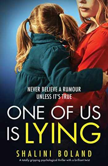 9781786819369-1786819368-One of Us Is Lying: A totally gripping psychological thriller with a brilliant twist