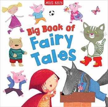 9781786171634-1786171635-Big Book of Fairy Tales-4 Classic Stories including Goldilocks and the Three Bears, Little Red Riding Hood, Puss in Boots and The Three Little Pigs