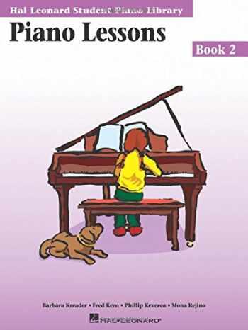 9780793562657-0793562651-Piano Lessons Book 2: Hal Leonard Student Piano Library