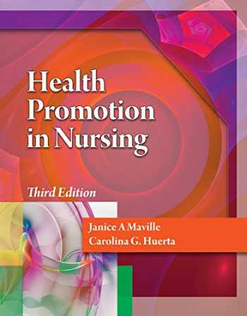 9781133589976-1133589979-Health Promotion in Nursing (Book Only)