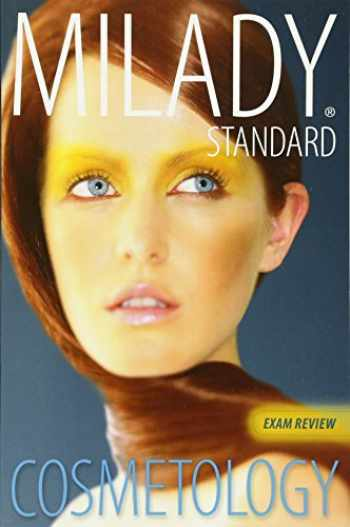9781439059210-1439059217-Exam Review for Milady Standard Cosmetology 2012 (Milady Standard Cosmetology Exam Review)