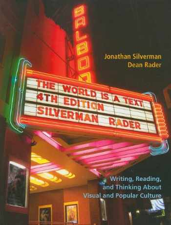 9780205834464-0205834469-The World is a Text (4th Edition)