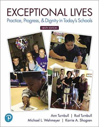 9780134893631-0134893638-Exceptional Lives: Practice, Progress, & Dignity in Today's Schools plus MyLab Education with Pearson eText -- Access Card Package (Myeducationlab)