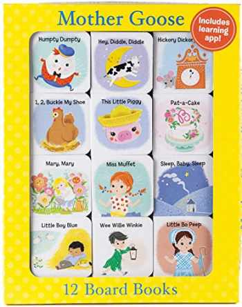 9781640309517-1640309519-Mother Goose (12 Book Set & Downloadable App!) (Early Learning)