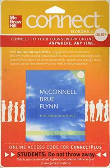 9780077416317-0077416317-Connect 1-Semester Access Card for Microeconomics Brief Edition