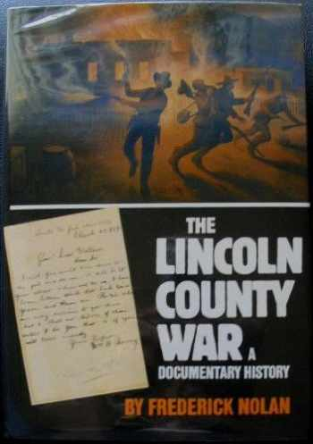 9780806123776-080612377X-The Lincoln County War: A Documentary History
