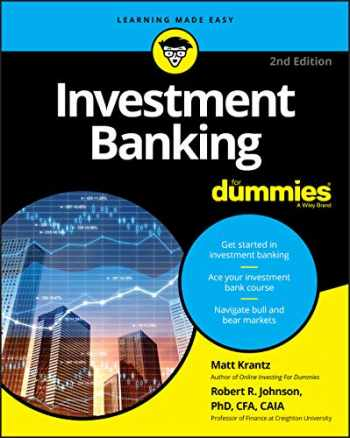 9781119658597-1119658594-Investment Banking For Dummies