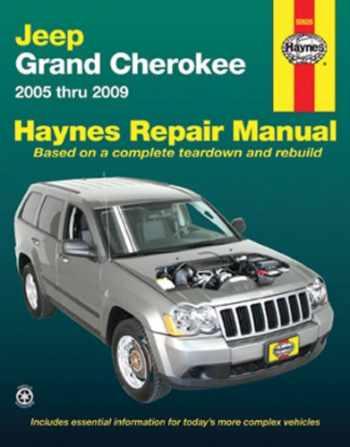9781563928062-156392806X-Jeep Grand Cherokee: 2005 thru 2009 (Haynes Repair Manual)