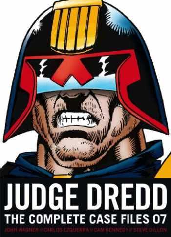 9781781082171-1781082170-Judge Dredd: The Complete Case Files 07 (7)