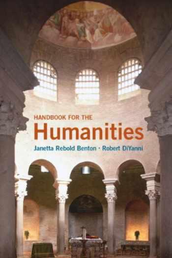 9780205161621-0205161626-Handbook for the Humanities