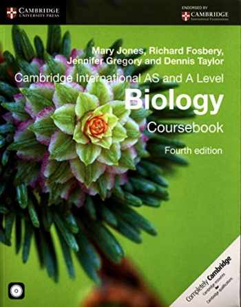 9781107636828-1107636825-Cambridge International AS and A Level Biology Coursebook with CD-ROM (Cambridge International Examinations)
